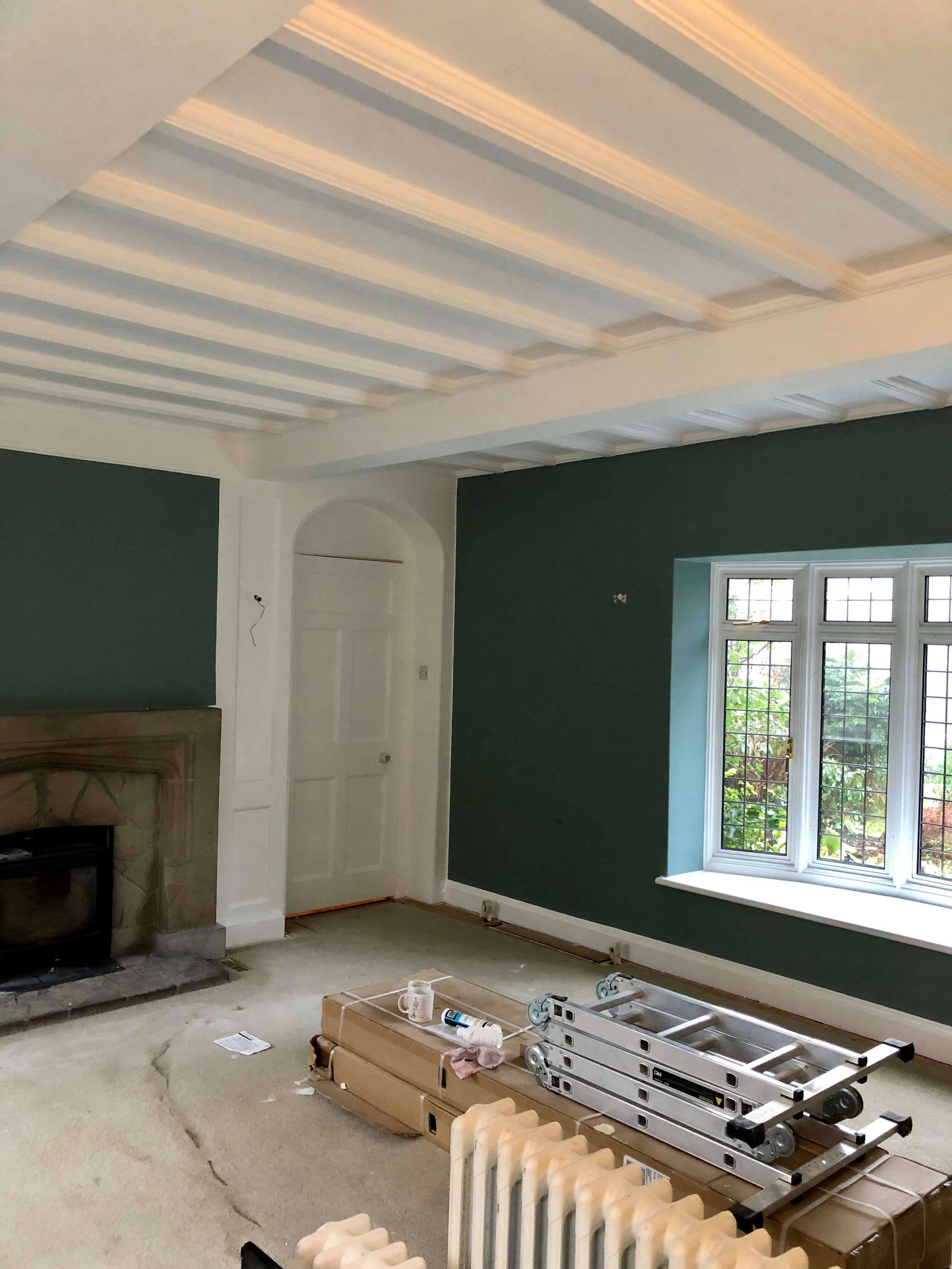 Thermal Lined Drawing Room