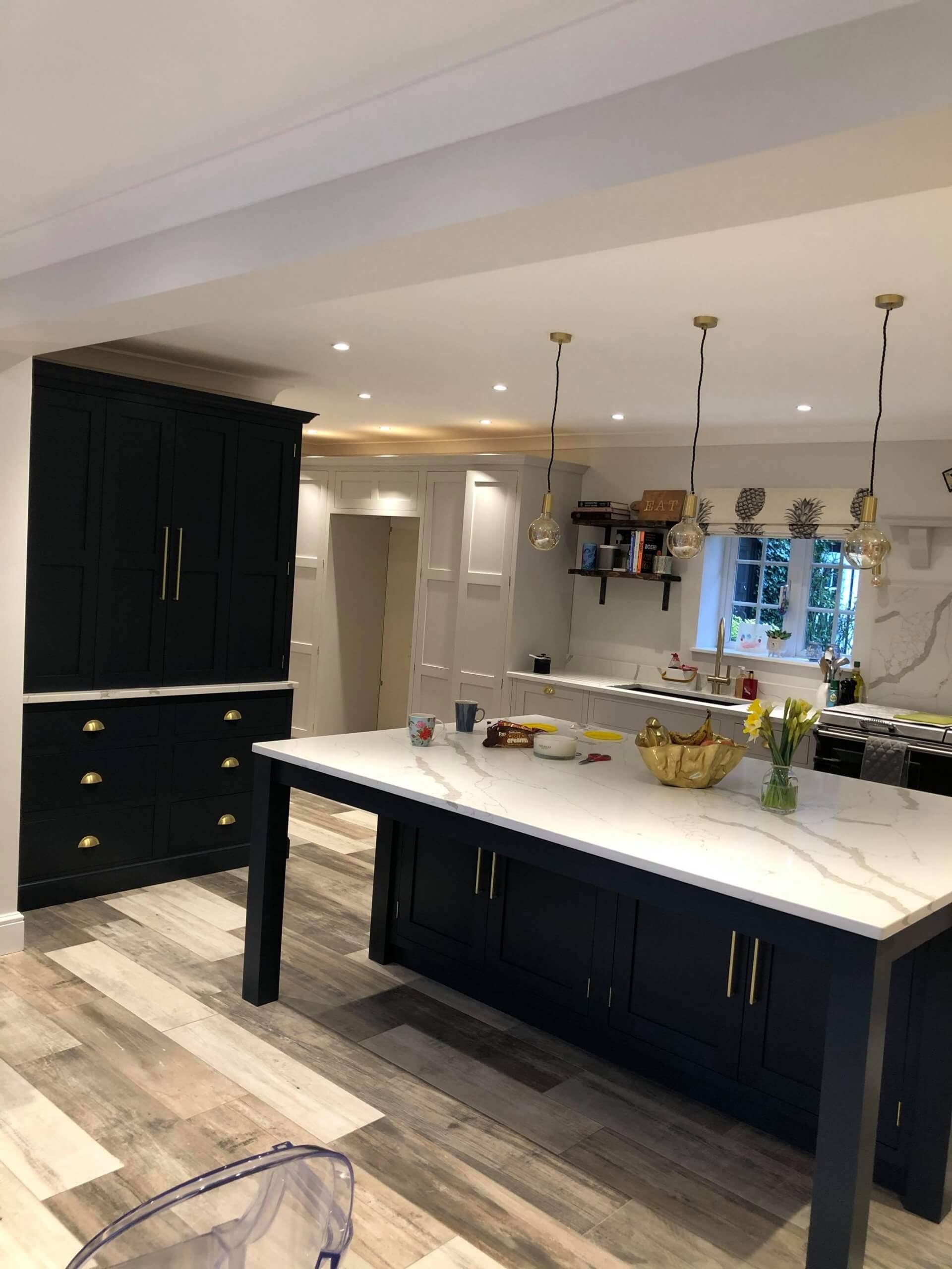 Kitchen Unit Painting Haslemere